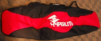 Hyperlite Board Bag Red